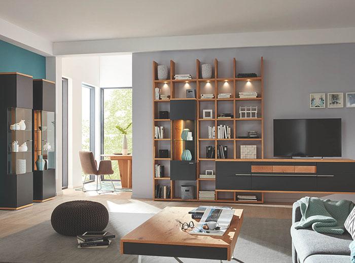 wohnzimmer sortiment. Black Bedroom Furniture Sets. Home Design Ideas